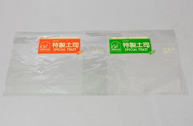 D007-OPP短特製吐司袋 2