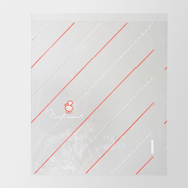 F002-雙色OPP平口袋 1